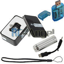 Smallest Mini HD Spy Digital Camcorder DV DVR Hidden Web Cam Camera Y3000
