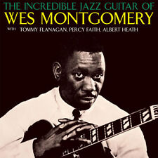 *NEW* CD Album Wes Montgomery - Incredible Jazz Guitar (Mini LP Style Card Case)