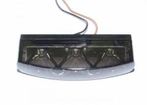 Universel-Mini-Moto-LED-Feu-Arriere-avec-Fume-Lentille