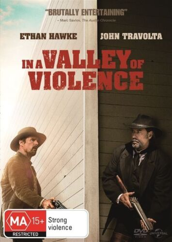 1 of 1 - In A Valley Of Violence (DVD, 2017)