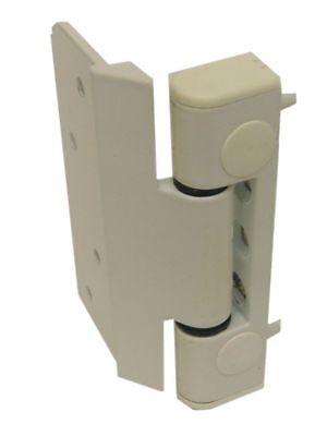 ERA Laird Challenger 3d Composite Door UPVC White Butt Rebate Door Hinge