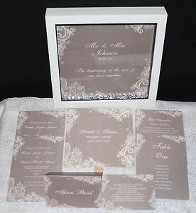 Personalised-Wedding-Day-Evening-Invitations-Invites-RSVP-FREE-GIFT-WP1