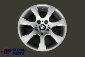 BMW-3-Series-2-E90-E91-E92-Wheel-Alloy-Rim-17-034-Star-Spoke-185-8J-ET-34-6764623