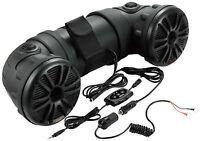 Utv Atv Jeep Ultimate Marine Grade Bluetooth 6.5 450 Watt Speaker System