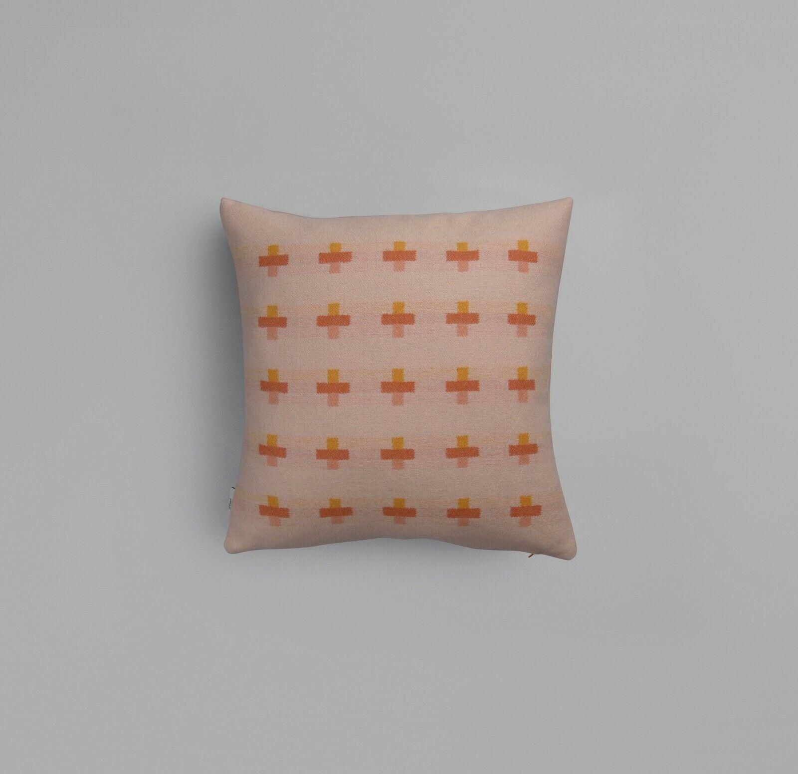 NEW  RGolds Tweed 100% Norwegian Lambswool  SYNDIN  Pillow Cushion