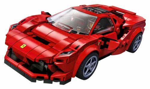 LEGO Ferrari F8 Tributo Speed Champions set 76895 FREE SHIPPING