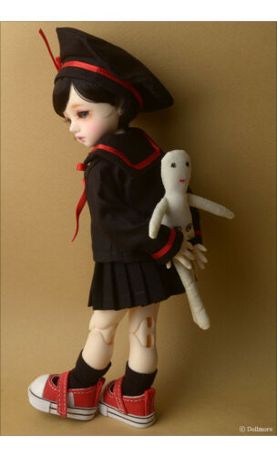 White Dollmore 1//6 BJD doll accessory Hell Doll 13cm