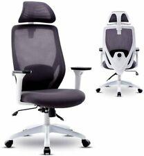 All Round Swivel Office Chair Mesh Back Executive Computer Desk Ergonomic Task
