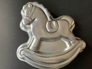Rocking Horse Cake Pan 1984 Wilton