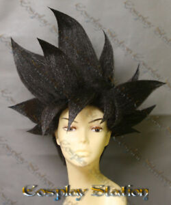 Ultra Instinct Goku Custom Made Cosplay Wig Commission1000 Ebay