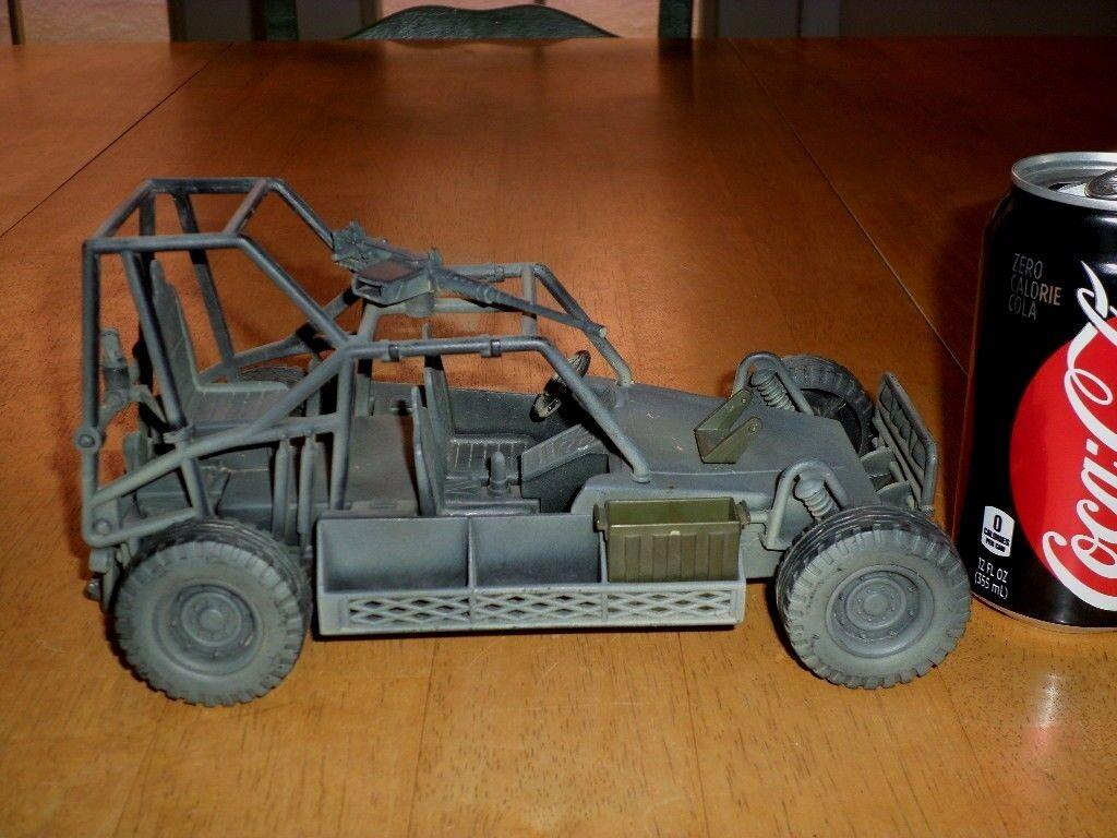 U.S. SPECIAL FORCES - Desert Assault Vehicle, Plastic ACTION FIGURE TOY, 1:18