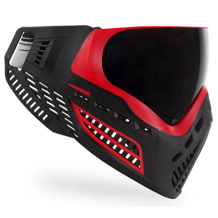 Virtue VIO Ascend Paintball Maske (Rot)