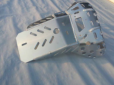 Skid plate pipe exhaust guard Sherco SE-R250-300 14-18