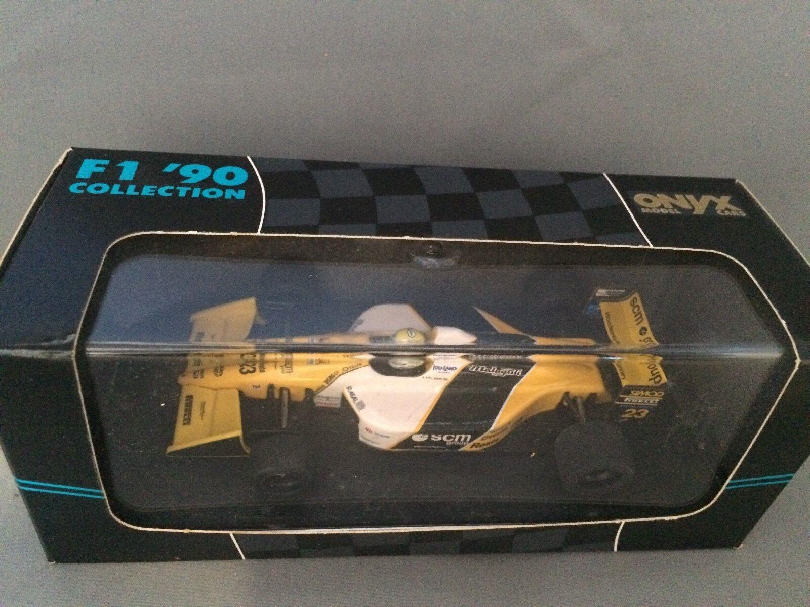 1 43 Onyx Indy 90 Collection 091 Minardi M190 Pierluigi Martini