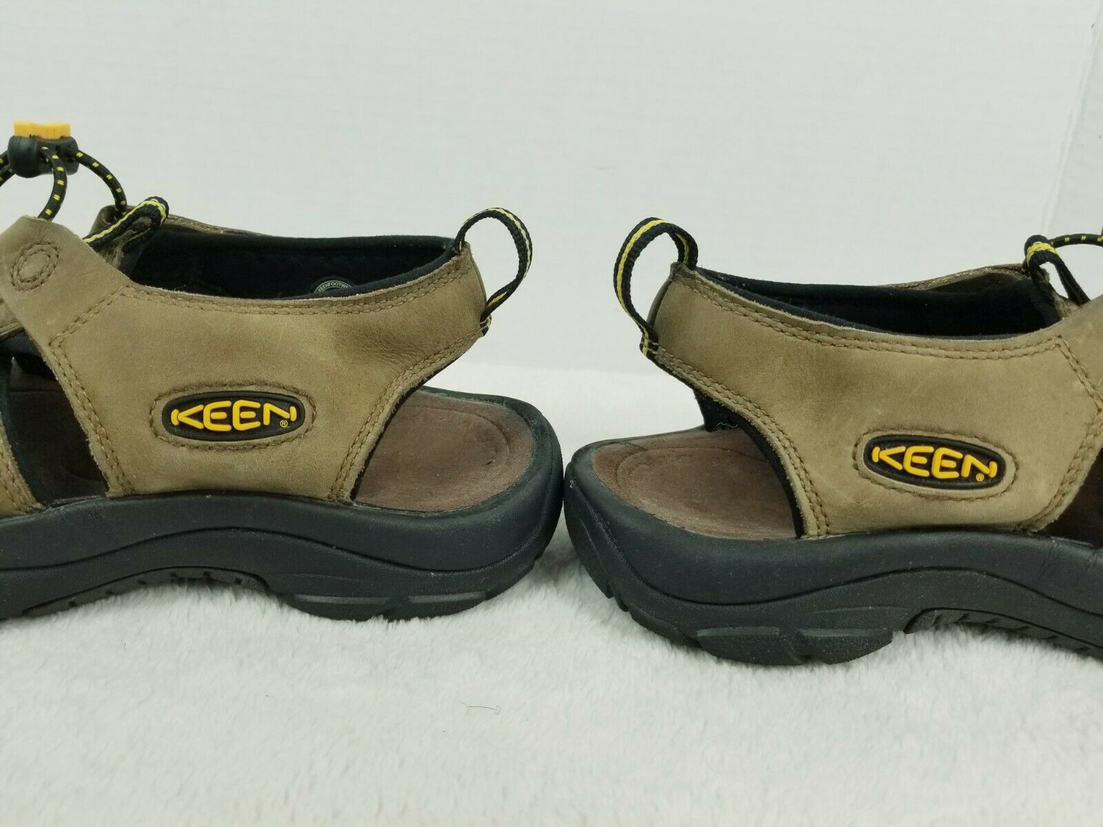 KEEN Newport Leather Hiking Sandals - 110220-BISN… - image 7
