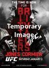 Ultimate Fighting Championship 182 - Jones VS Cormier 5021123156783 DVD