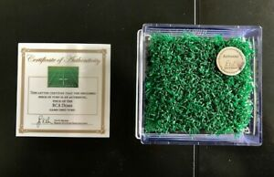 Indianapolis-Colts-Game-Used-Turf-RCA-Dome-Peyton-Manning-Rookie-NFL