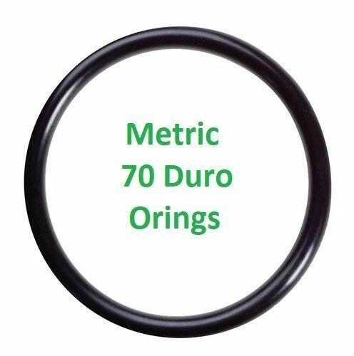 Metric Buna  O-rings 6.4 x 1.8mm Price for 10 pcs