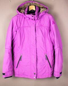 Gaastra Damen Wasserfest Skifahren Parka Jacke Mantel Größe M ATZ311