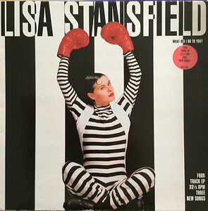 Lisa Stansfield    What Did I Do To You   EP   45RPM   12034   4 Tracks    613168 - <span itemprop=availableAtOrFrom>St. Austell, Cornwall, United Kingdom</span> - Lisa Stansfield    What Did I Do To You   EP   45RPM   12034   4 Tracks    613168 - St. Austell, Cornwall, United Kingdom
