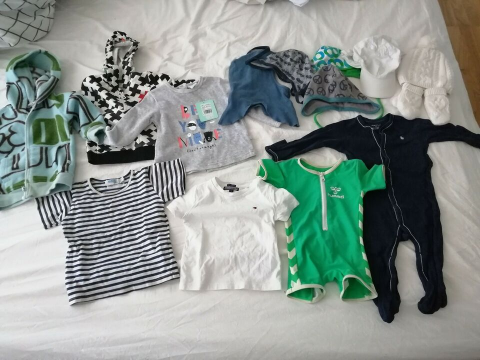Blandet tøj, Tøjpakke, Wheat