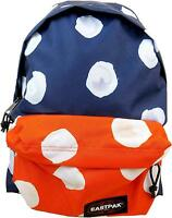 Eastpak Padded Pak'r Dots Xl Zip Around Backpack Rucksack With Front Pocket