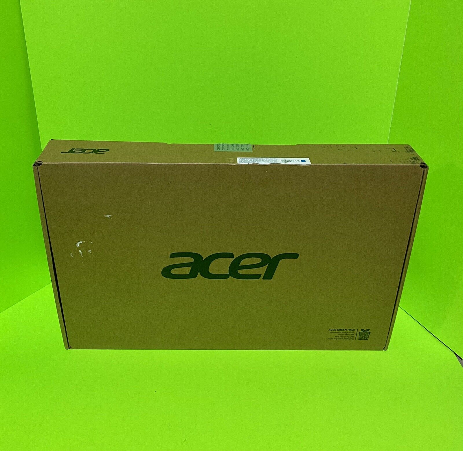 "NEW Acer Aspire 5 Slim Laptop 15.6"" FHD IPS Ryzen 3200U 4GB 128GB A515-43-R19L"