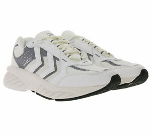 Hummel Hive Reach lx 3000 PREMIUM Sneaker intemporelle Fitness Chaussures De Sport Blanc