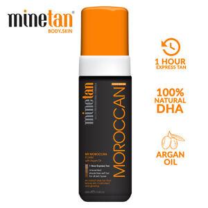 MineTan-1-Hour-Express-Self-Tan-My-Moroccan-Foam-Argan-Oil-Bronze-Glow-200mL
