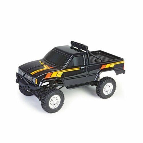 Thunder Tiger Toyota Hilux 1:12-4WD Black RTR