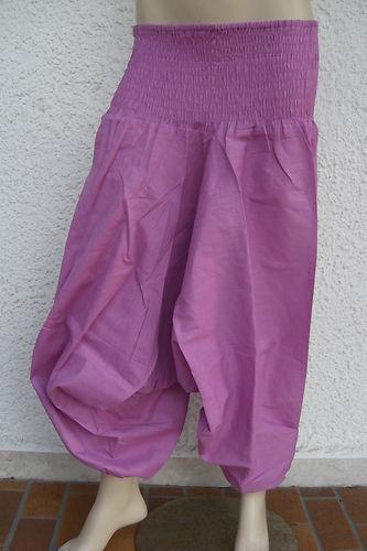 scelta Aladin Pump Pluder-Pantaloni Goa Tribale India Hippie Harem PANTALON Jumpsuit 2