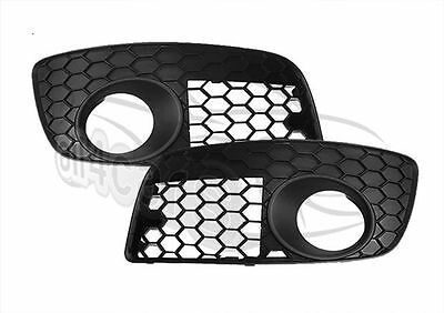 VW GOLF MK5 GTI 2004 - 2008 FRONT BUMPER LOWER GRILLE MESH PAIR LEFT & RIGHT