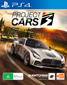 Project Cars 3 PS4 Game NEW