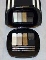 Mac Stroke Of Midnight Eyes 5 Shade Eye Shadow Palette Compact - Smoky