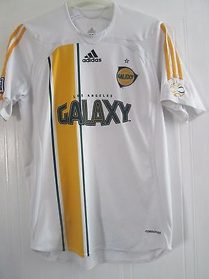 differently 012ff b82c8 2006-2007 Player Issue LA Galaxy Football Away Shirt Size Adult Medium  /41744 | eBay