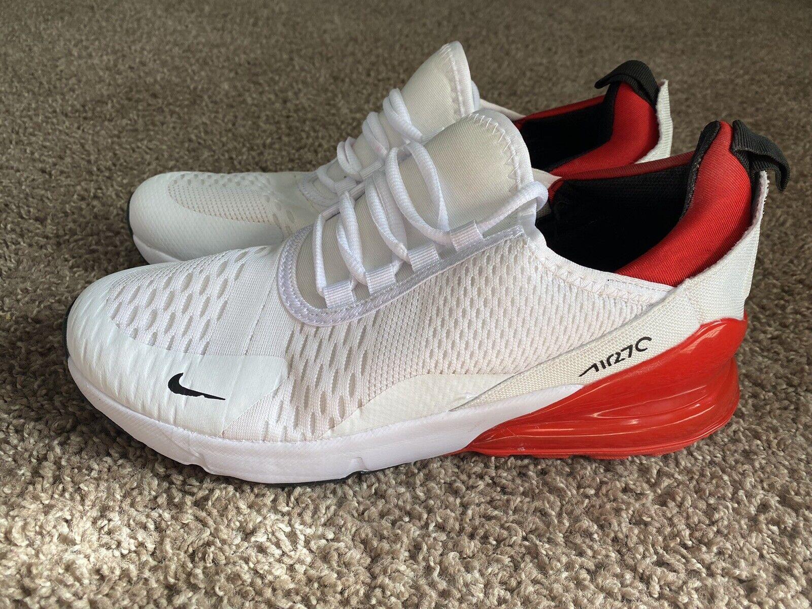 Купить Men Nike Shoes Air7c Red White