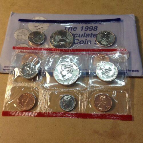1998 US Mint Set