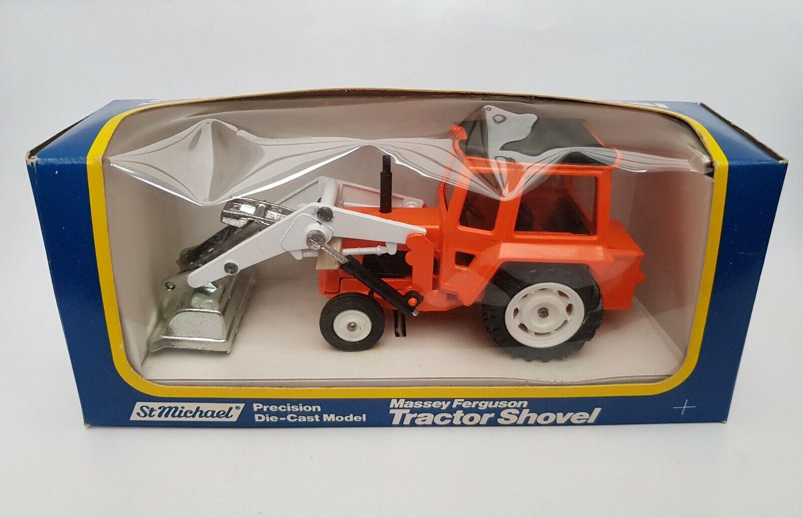 compras en linea Corgi 8802 Massey Ferguson Ferguson Ferguson 165 Tractor Pala Marks & Spencer problema menta y encajonado  punto de venta de la marca