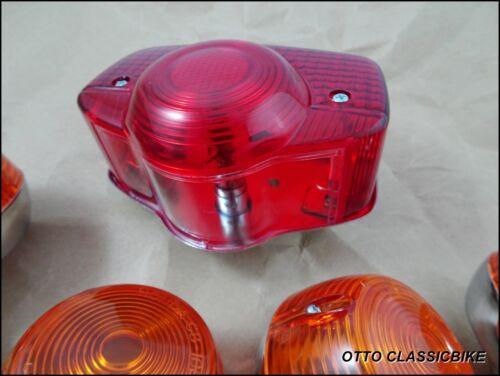 set Metal Honda CB100 CL100 CB125S CB125 S90 CL90 CS90 Taillight Turn Signal
