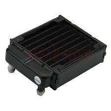 Hot Computer Radiator Water Cooling Cooler for CPU LED Heatsink 80mm Aluminum