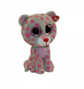 TY Beanie Boos Mini Boo TASHA the Leopard SERIES 2 Collectible Figure (2 inch)
