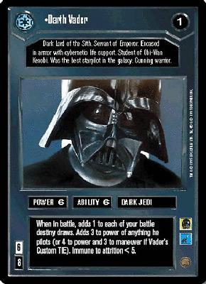 SWCCG WB Premiere Obi-Wan Kenobi SP Star Wars CCG