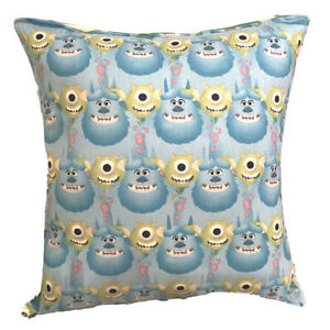 Monster-IncPillow-HANDMADE-Disney-Monster-Inc-2021-Design-Pillow-Handmade-In-USA