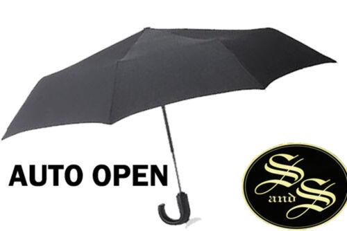 Nuevo Para Hombre Paraguas a prueba de viento Auto Abierto Botón de alta calidad de entrega gratis 2310