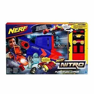 Nerf-Nitro-Flash-Fury-Chaos-Car-Launcher-Toy