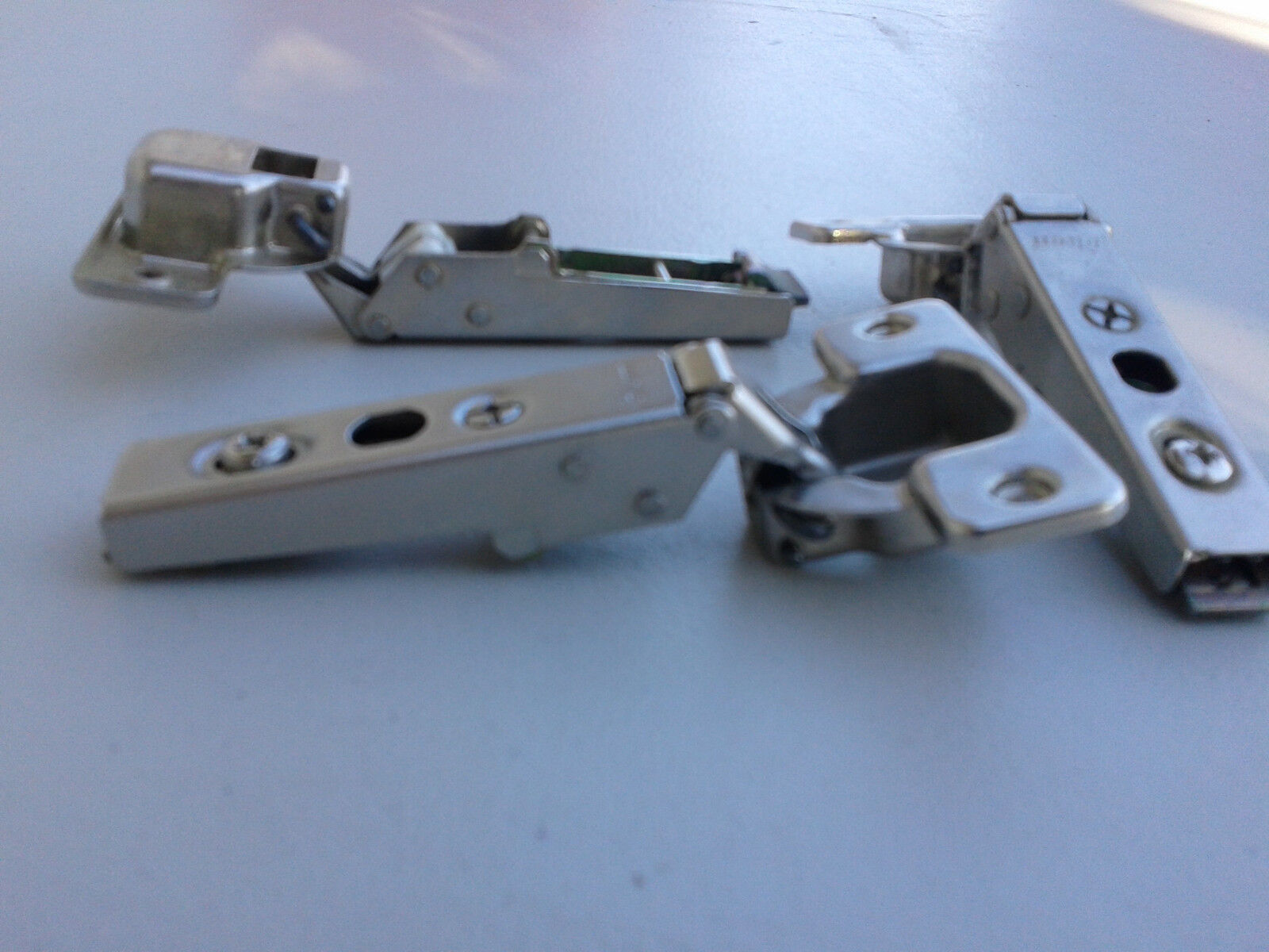 Blum 125 Degree Clip Hinge 75m5550 Self Closing 84.555-01a ...