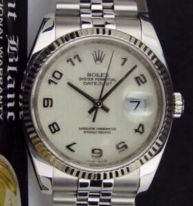 ROLEX-Mens-DateJust-Stainless-Steel-Ivory-Jubilee-Arabic-Dial-116234-SANT-BLANC