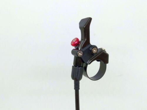 bikinGreen Red Remote Lockout Lever//Kit Compatible W// Rockshox Fox Manitou Fork