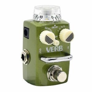 Hotone-Skyline-digitale-compatta-VERBO-Series-Reverb-pedale-effetto-per-chitarra-SRV-1