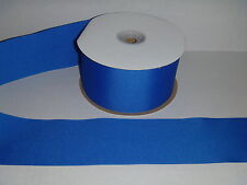 Grosgrain Ribbon-2 1/4 Inches Wide-Royal Blue-25 Yards-Cheer Bows
